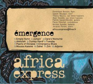 emergence back